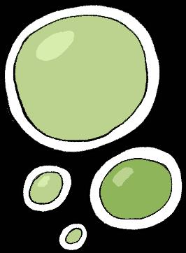 Kleine Blasen Kontakt 4